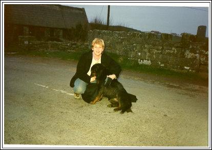 Me&Irishdog