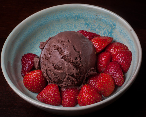 smooth and mellow chocolate ice cream recipes dishmaps chocolate soft ...