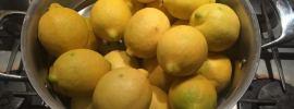 Spicy Pickled Lemons