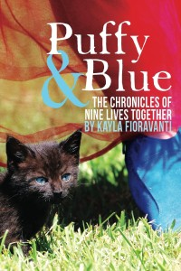 Selah Press is set to release Puffy & Blue from author Kayla Fioravanti on February 26, 2015.