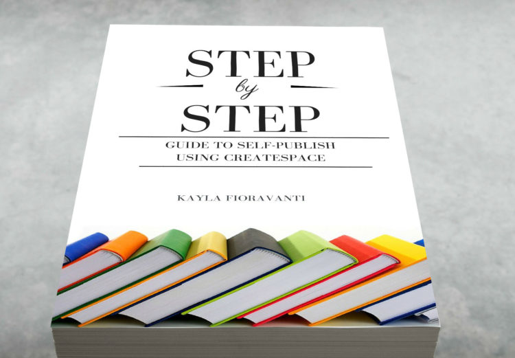 eBook: Step by Step Guide to Self-Publish Using CreateSpace