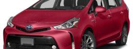 red prius car
