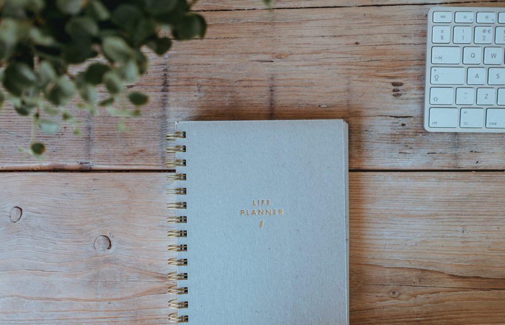 planner get organized