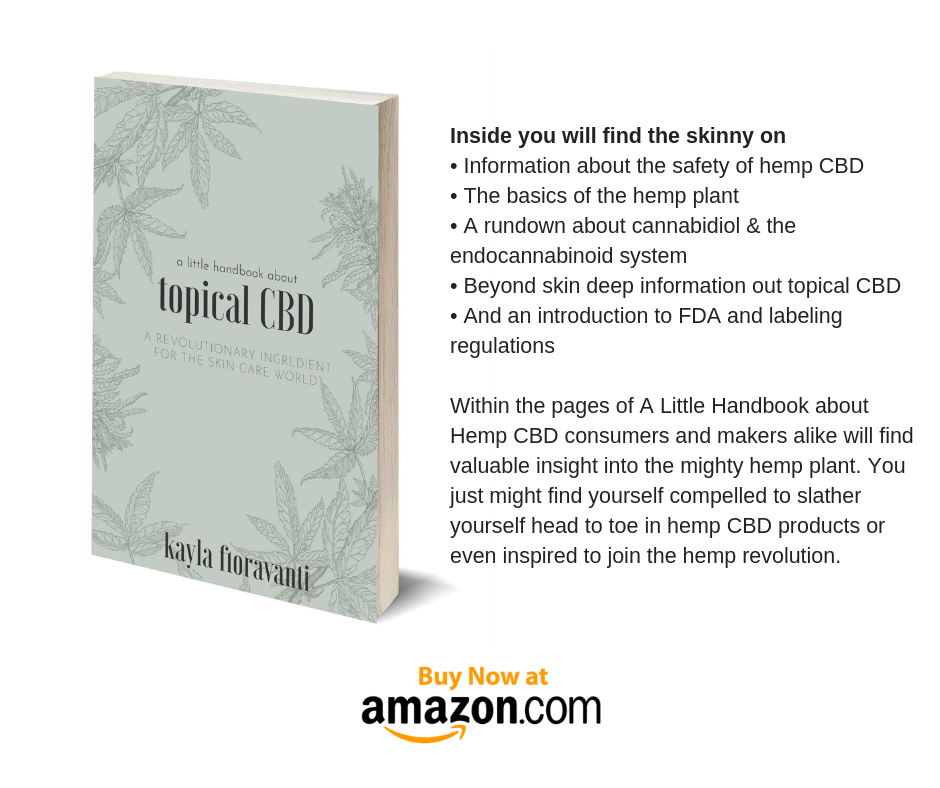 topical hemp cbd book